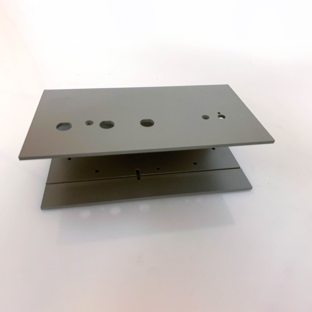 Acetal plastic part made by Traco Manufacturing.